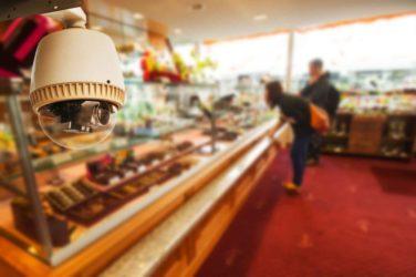 Установить камеры видеонаблюдения в магазин