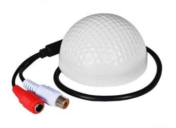 Микрофон для регистратора наблюдения