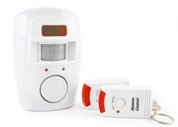 Звуковая сигнализация для дома