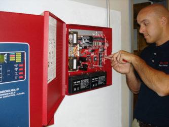 Охранно пожарная сигнализация монтаж