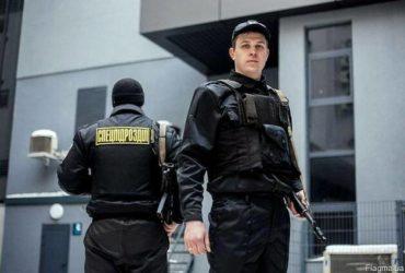 Невооруженная охрана объектов