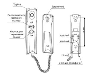 Как определить включен домофон или нет?