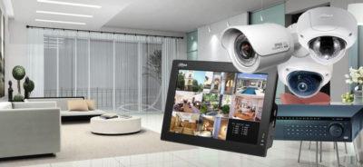 Как организовать видеонаблюдение в квартире?