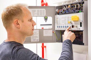 Технический мониторинг пожарной сигнализации