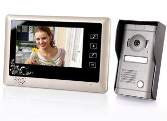 Камера с монитором для квартиры